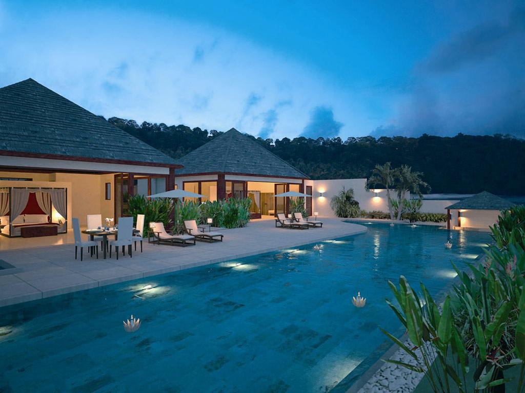 Wallpaper phuket for Luxury accommodation