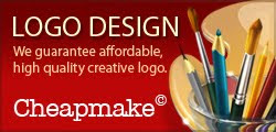 Cheapmake Logo Design