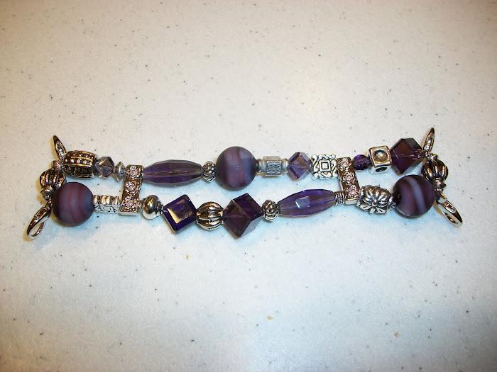 Purple/silver (W30)