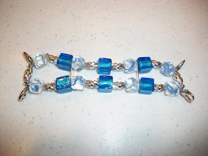 blue/silver (W57)