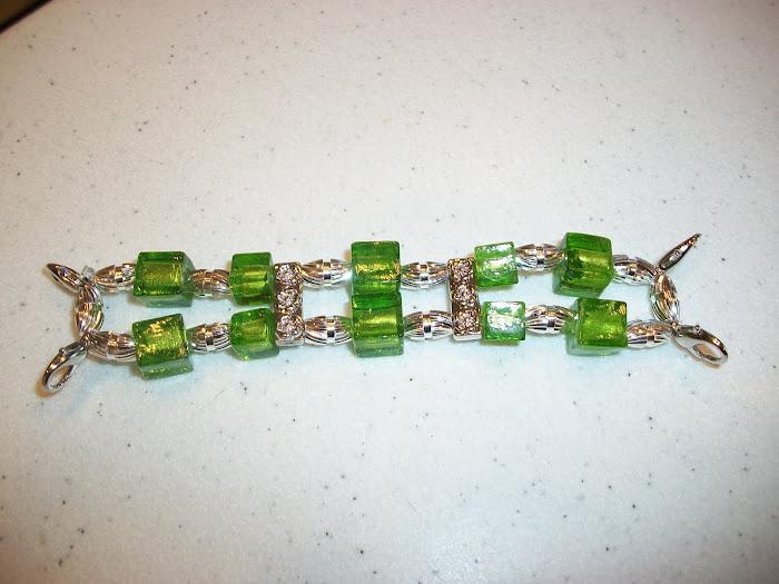 Green/silver (W67)