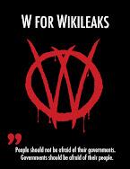 W for WIKILEAKS