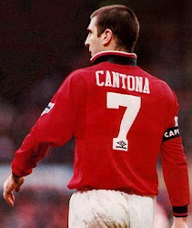 I am not a man,I'm Cantona