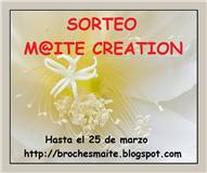 sorteo maite creation