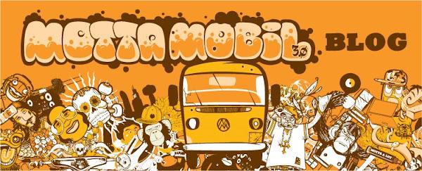 Mottamobil: Fellipe Motta aka MOTTILAA's latest artwork.