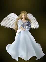 Angel de Accion de cracias