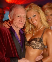 'Fuck her daddy!' - What sex is like with Hugh Hefner