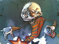 graffiti, arte callejero