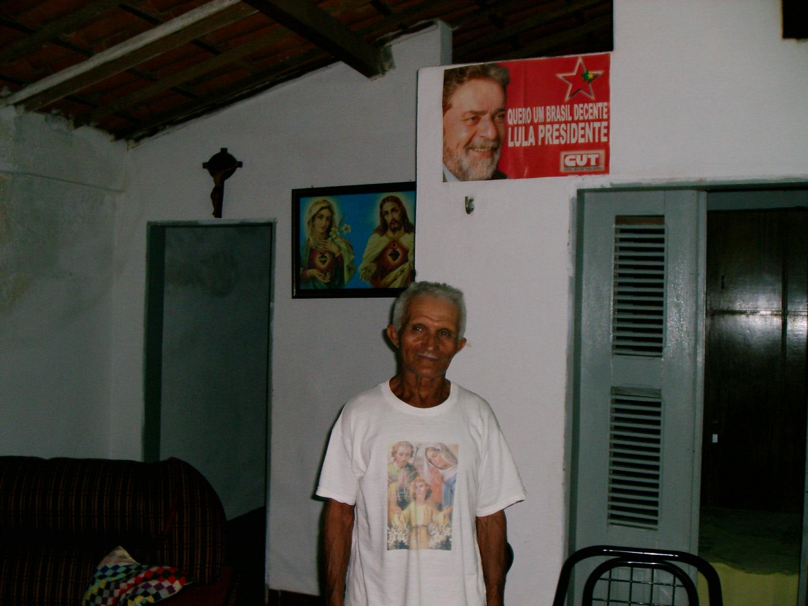 Gente do Sertão - Trabalhador