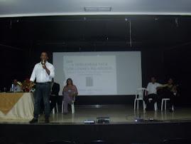 Pr. Altemar Freitas Comentando Livro