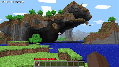 Minecraft: Фундамент для эволюции ММО?