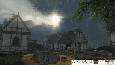 Archeage: Дом, сад, огород