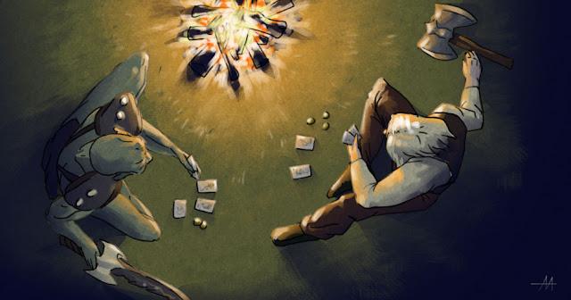 Игры Разума: MMO: Секретный Ингредиент