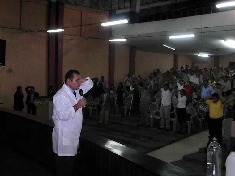 SEDE NACIONAL IPDA-NICARAGUA