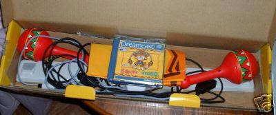 Samba de Amigo DC box