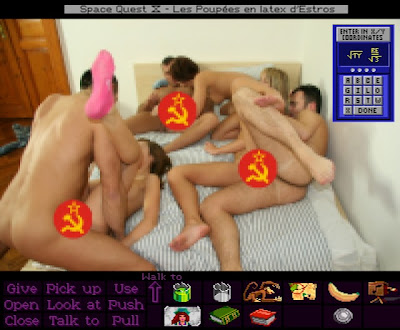 video game porn