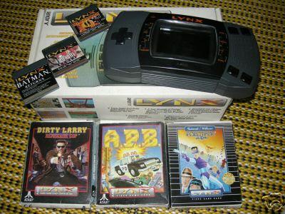 Atari Lynx 2 boxed