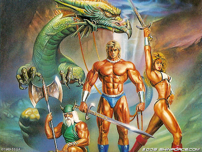 Golden Axe wallpaper free