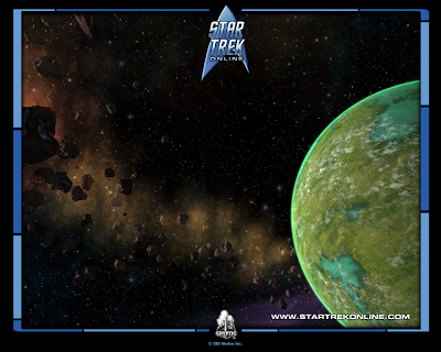 Star Trek online official wallpaper