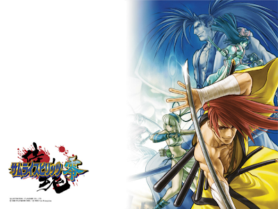 SNK Samurai Showdown Special Wallpaper