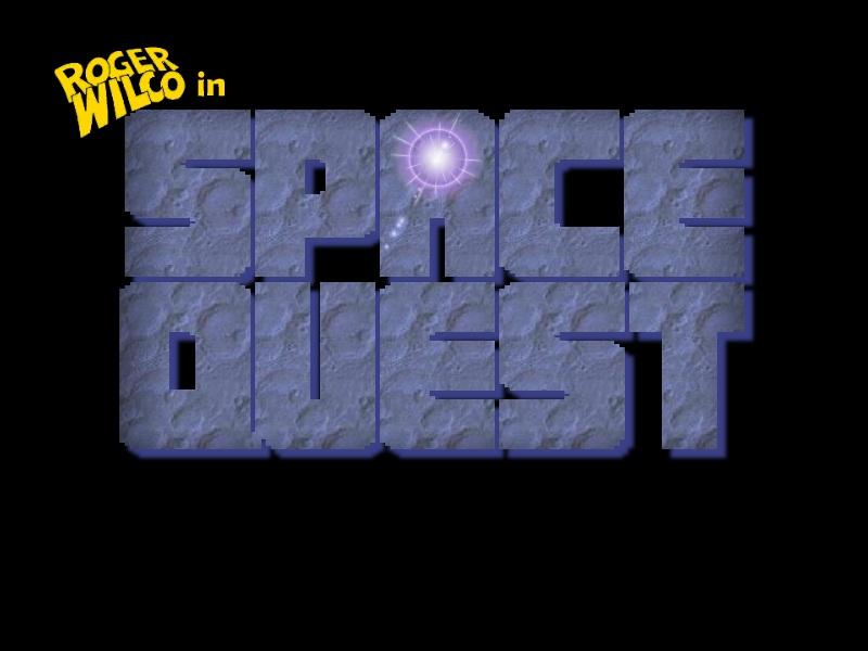 Space Quest Wallpaper