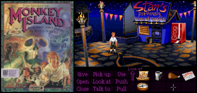 Monkey Island 1 The Secret of Monkey Island