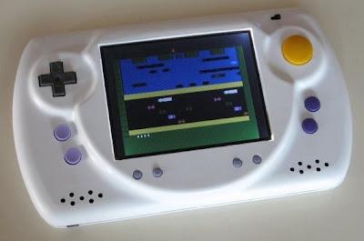 Atari 2600 retro handheld
