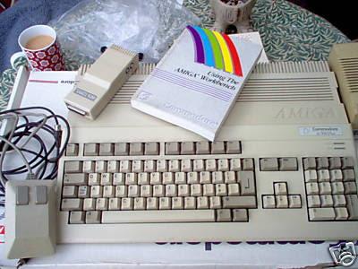 Amiga 500 plus A500+