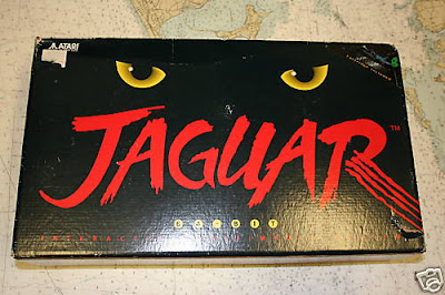 Atari Jaguar Box front