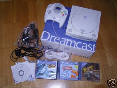 Dreamcast complete box