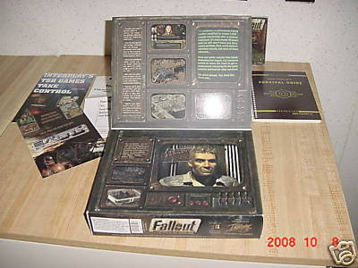 Fallout 1997 big box PC