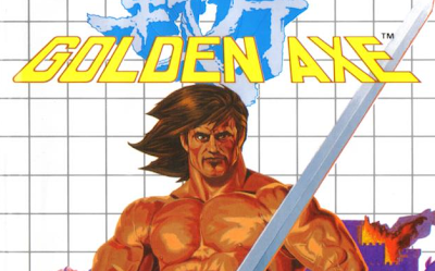 Golden Axe SMS cover