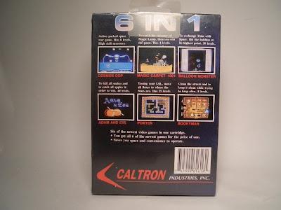 Caltron 6 in 1 NES