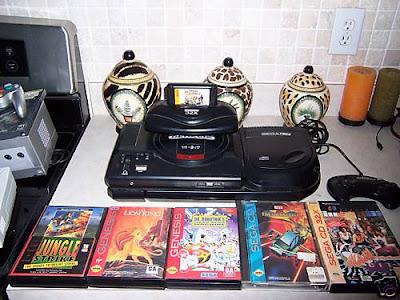 Sega Genesis Sega CD 32X