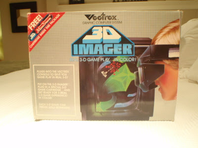 Vectrex 3D Imager box