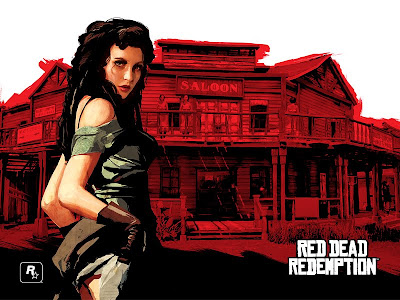 Red Dead Redemption Wallpaper Sexy Scarlet Lady