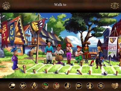 Monkey Island 2: Special Edition iPad