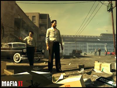 Mafia II desktop wallpaper