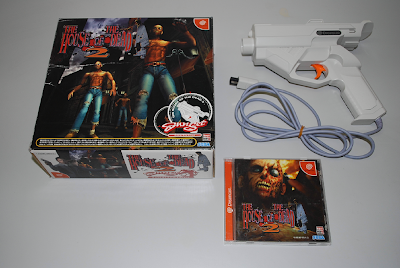Sega Dreamcast House of the Dead 2