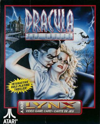 Dracula Atari Lynx
