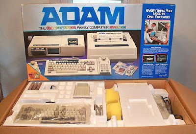 Adam Colecovision box