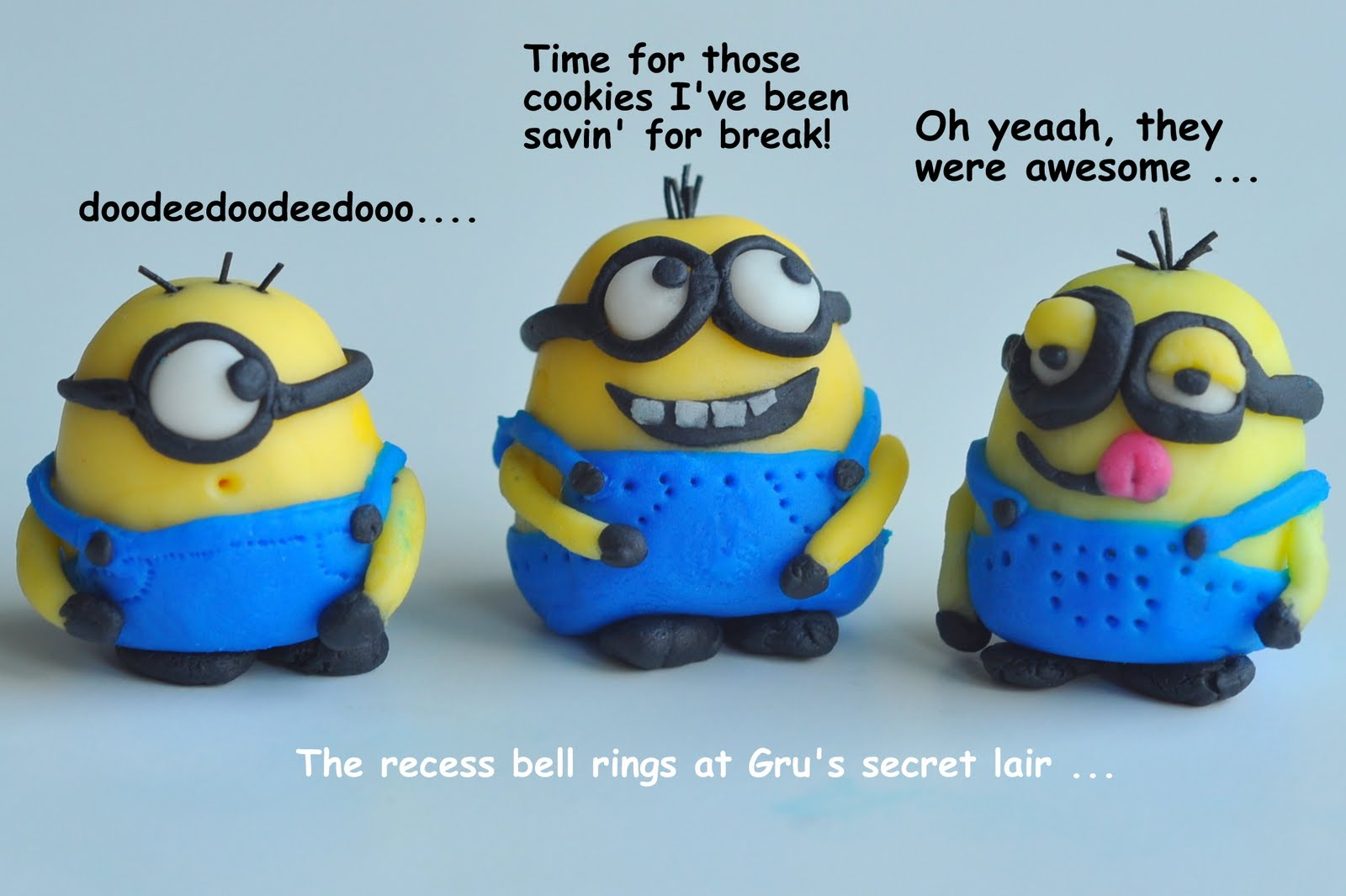 A Spoonful Of Sugah Despicable Me Birthday Cake How To Make A Minion