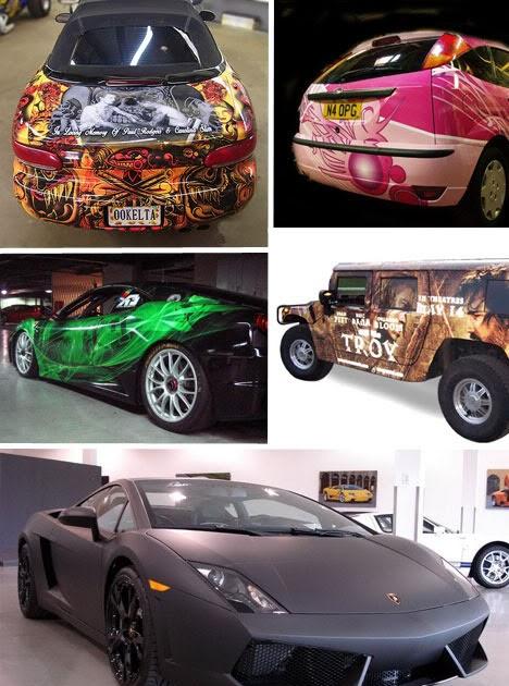 This Blog Favorite 30 Brilliant Vinyl Car Wrap Designs