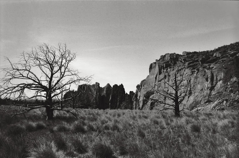 Smith Rock, Oregon, 2009