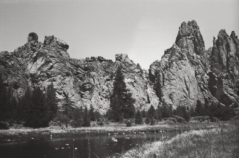 Smith Rock, 2009