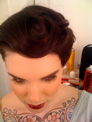 Ways To Pin Up Your Hair. pin up wedding hair. and