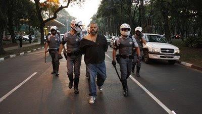 Líder da guerrilha