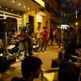 concierto callejero