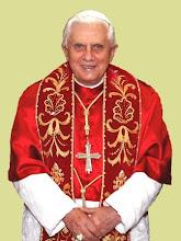Sua Santidade o Papa emérito Bento XVI