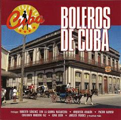 """COMO FUE """"TRES INTERPRETES CUBANOS"""""""